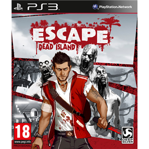 PlayStation 3 mäng Escape Dead Island