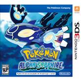 Nintendo 3DS Pokémon Sapphire