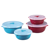 Dishes set for microwave Xavax 2 pcs
