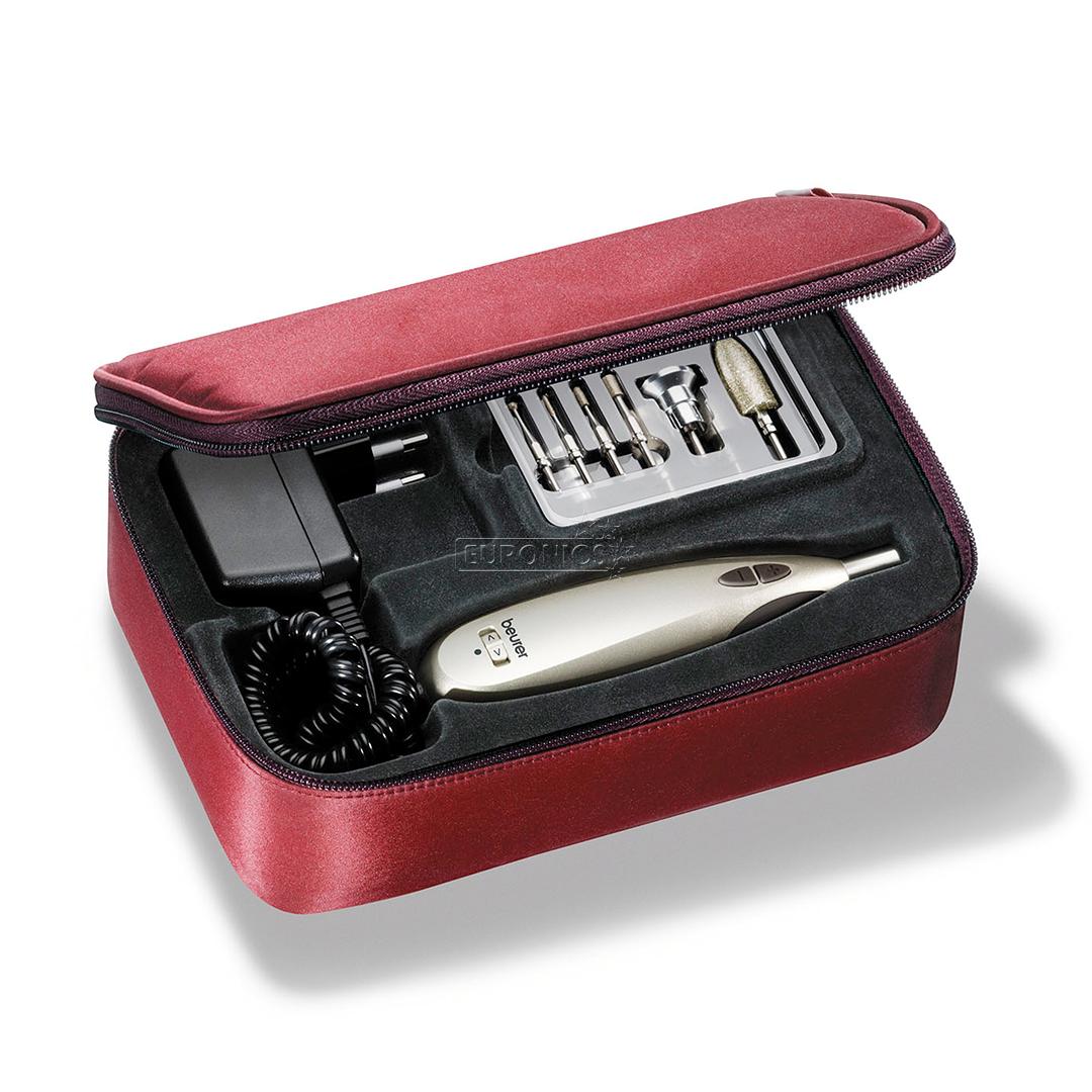 Аппаратный набор для маникюра и педикюра в домашних условиях
