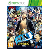 Xbox360 mäng Persona 4 Arena: Ultimax