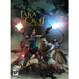 Arvutimäng Lara Croft And The Temple Of Osiris