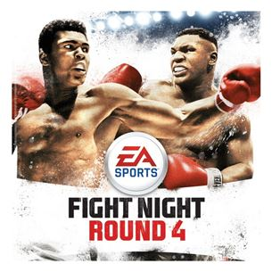 Playstation Portable mäng Fight Night Round 4