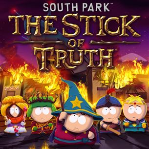 PlayStation 3 mäng South Park: The Stick of Truth