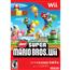 Nintendo Wii mäng New Super Mario Bros.