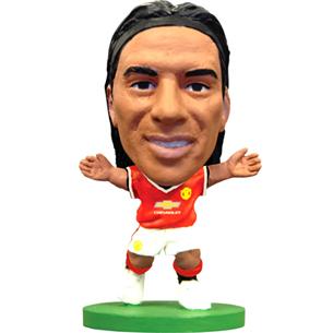 Kujuke Radamel Falcao Manchester United, SoccerStarz