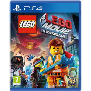 PlayStation 4 mäng The LEGO Movie Videogame