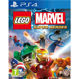 PlayStation 4 mäng LEGO Marvel Super Heroes 5051895250129