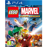 Игра для PlayStation 4, LEGO Marvel Super Heroes
