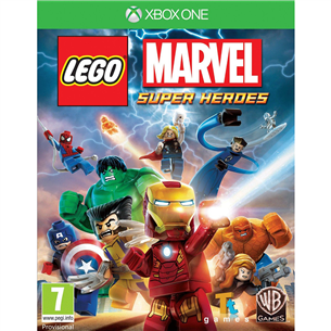 Игра для Xbox One, LEGO Marvel Super Heroes