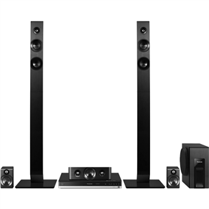 5.1 3D Blu-Ray Home Theatre system Panasonic