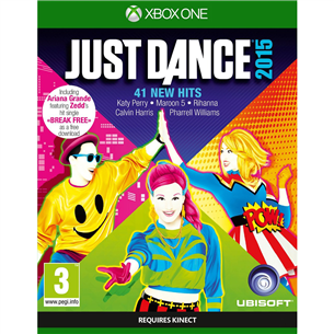 Xbox One mäng Just Dance 2015