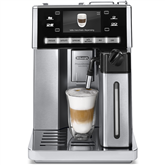 Espressomasin PrimaDonna Exclusive, DeLonghi