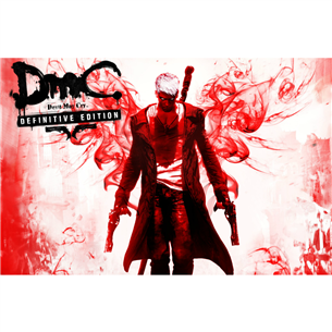 Xbox One mäng Devil May Cry: Definitive Edition