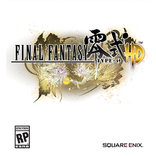 Xbox One mäng Final Fantasy Type-0
