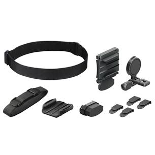 Seikluskaamera peakinnitus, Sony