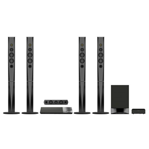 5.1 3D Blu-Ray Home Theatre system Sony