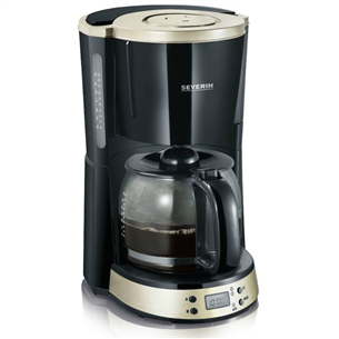 Beko Coffee Maker Red Light : Coffee maker, Severin, KA4190