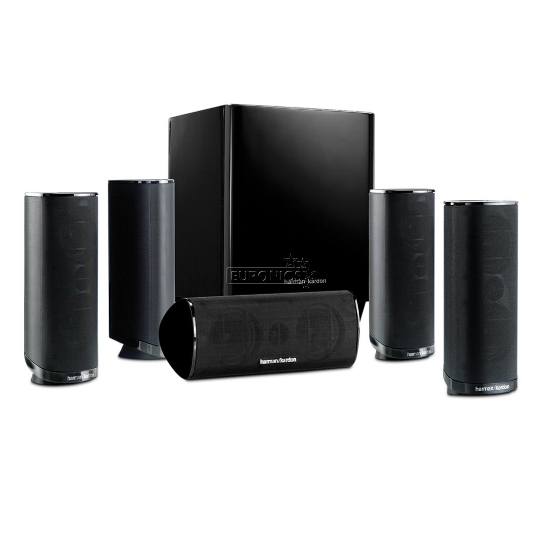 5 1 Home Cinema Speaker Set Harman Kardon Hkts16bq 230