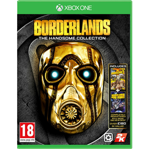 Игра для Xbox One, Borderlands: The Handsome Collection