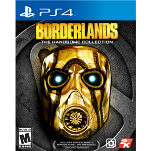 Игра для PS4, Borderlands: The Handsome Collection