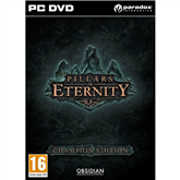 Arvutimäng Pillars of Eternity: Champion Edition