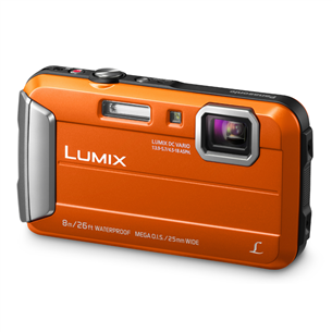 Fotokaamera Panasonic LUMIX DMC-FT30