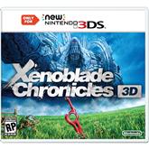Nintendo 3DS mäng Xenoblade Chronicles 3D