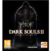 Xbox One mäng Dark Souls II: Scholar of the First Sin