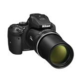 Fotokaamera COOLPIX P900, Nikon