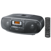 CD Radio recorder RX-D55, Panasonic
