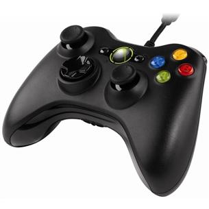 Juhtmega Xbox 360 mängupult, Microsoft