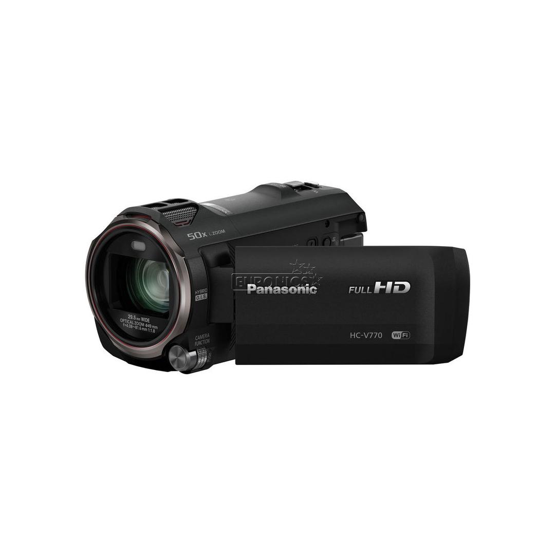 f507e274dde Videokaamera HC-V770, Panasonic, HC-V770EP-K
