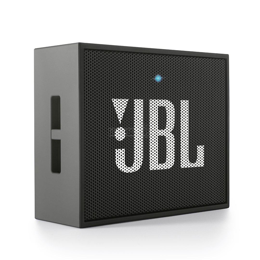 wireless portable speaker go jbl jblgoblk. Black Bedroom Furniture Sets. Home Design Ideas