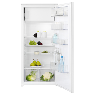 Integreeritav külmik, Electrolux / kõrgus: 121,8 cm