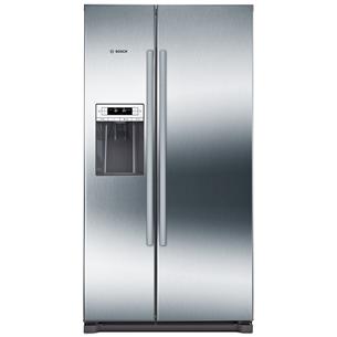 SBS külmik NoFrost, Bosch / kõrgus: 177 cm