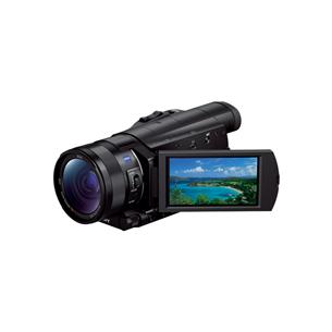 4K Ultra HD videokaamera Handycam FDR-AX100, Sony