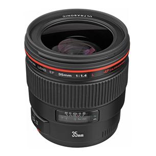 Objektiiv 35mm f/1.4L USM, Canon