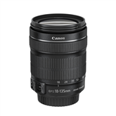 EF-S 18-135mm f/3.5-5.6 IS STM lens, Canon
