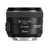 EF 35mm f/2 IS USM lens, Canon