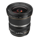 Objektiiv EF-S 10-22mm f/3.5-4.5 USM, Canon