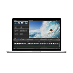 MacBook Pro, Apple / 15,4 Retina, 256 GB, ENG