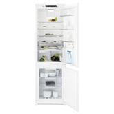 Интегрируемый холодильник FrostFree, Electrolux / высота ниши: 178 см