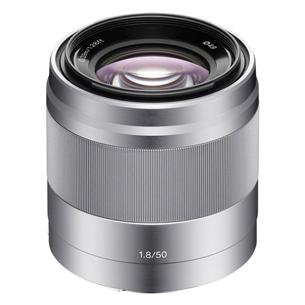 Объектив E 50мм F1.8 OSS, Sony