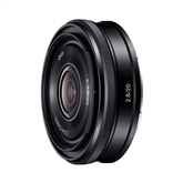 Objektiiv E 20mm F2.8, Sony