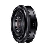 E 20mm F2.8 lens, Sony