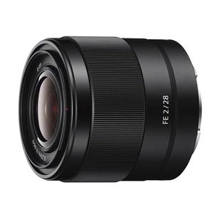 Objektiiv FE 28mm F2, Sony
