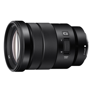 Objektiiv E PZ 18-105mm F4 G OSS, Sony