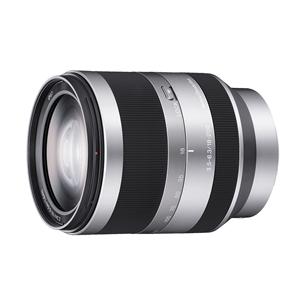 Objektiiv E 18-200mm F3.5-6.3 OSS, Sony