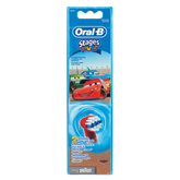 Spare brushes for childrens electric toothbrush, Braun